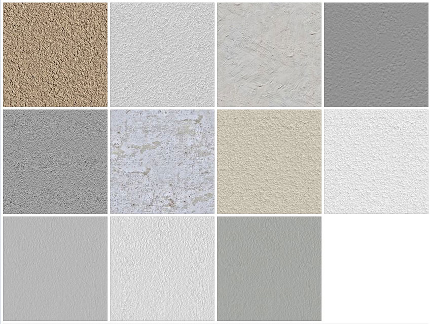 Sketchup Texture New Texture Tileable Plaster And Stucco 9