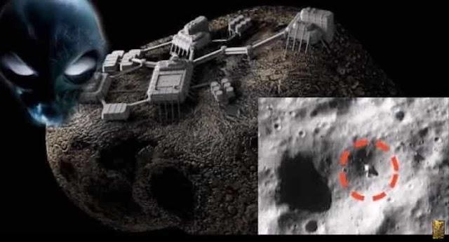 ΑΠΙΣΤΕΥΤΗ ΑΝΑΚΑΛΥΨΗ ΤΗΣ NASA! Εξωγήινες κατασκευές πάνω στον Αστεροειδή Bennu ΒΙΝΤΕΟ