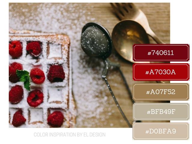 Σχεδιασμός blog με βάση το χρώμα : Κόκκινο