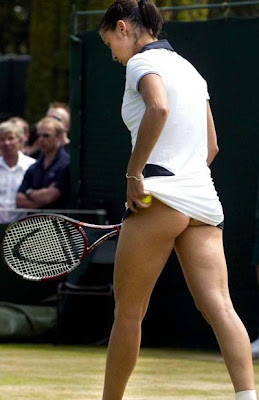 Hot Naked Tennis Player 5