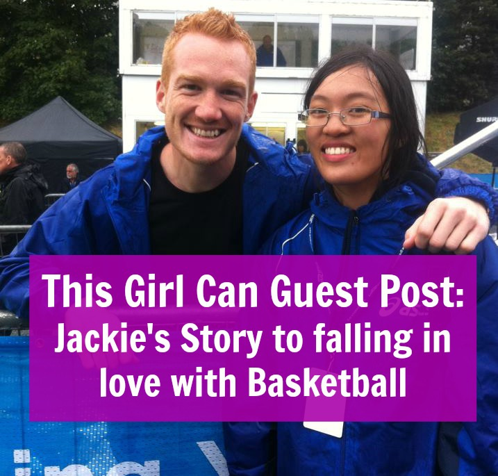 This Girl Can: Jackie's Story to falling in love with Basketball