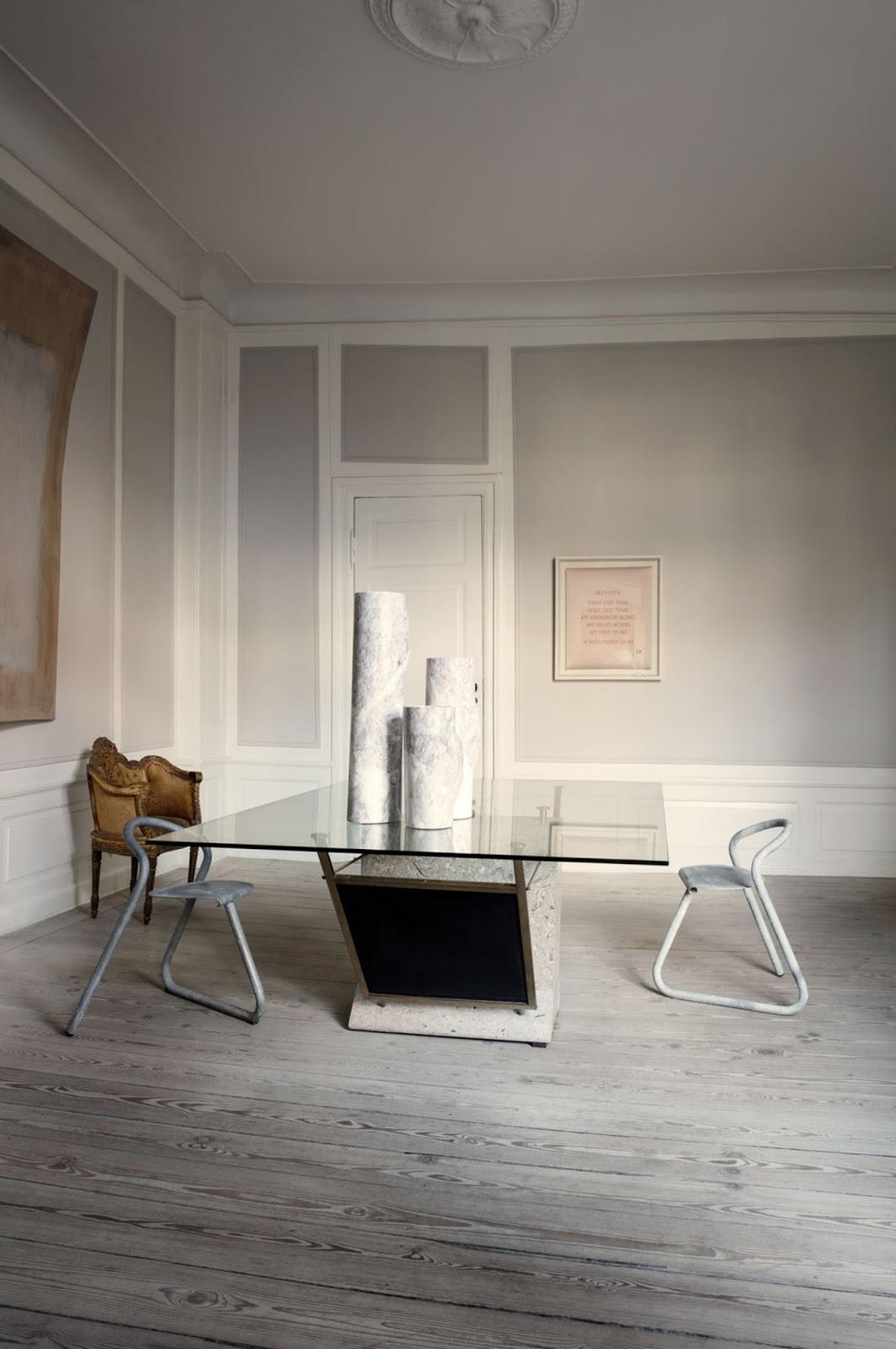 Danish Home Design Ideas: AMM Blog: Tour The Danish Home Of Oliver Gustav