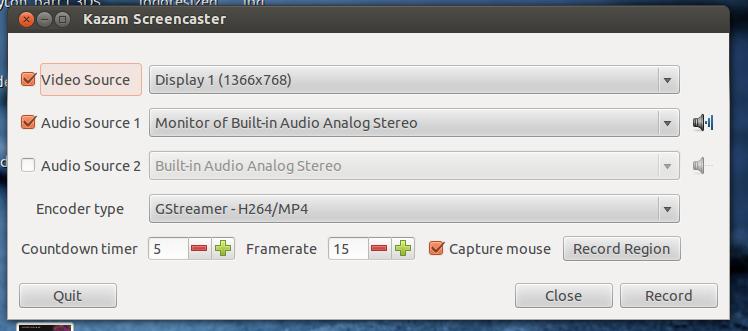 TechnoLabsz: Screen-recorder for Ubuntu 12 04