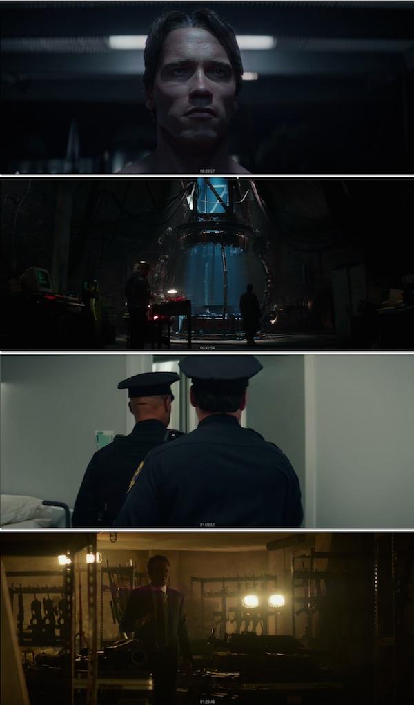 Terminator Genisys 2015 Hindi Dubbed 720p BRRip