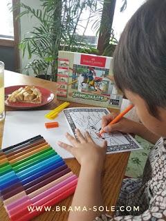 manfaat aktivitas mewarnai untuk perkembangan emosional anak