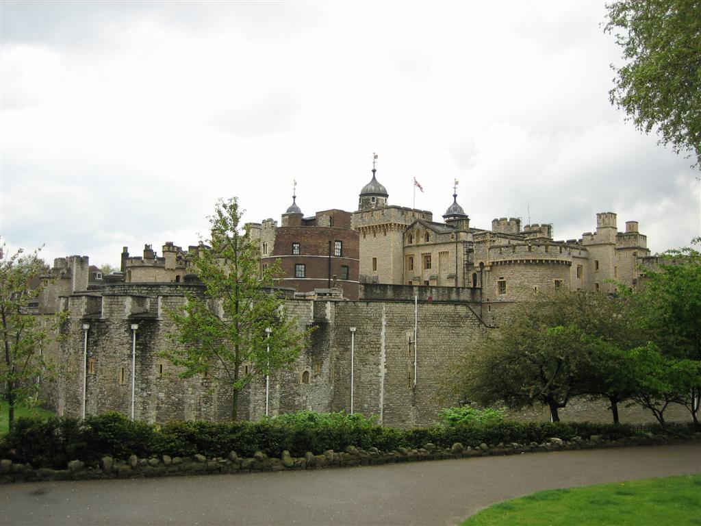 Patrimonio de la Humanidad en Europa y América del Norte. Reino Unido. Torre de Londres.