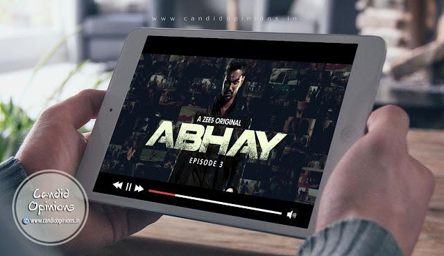 Abhay Episode 3