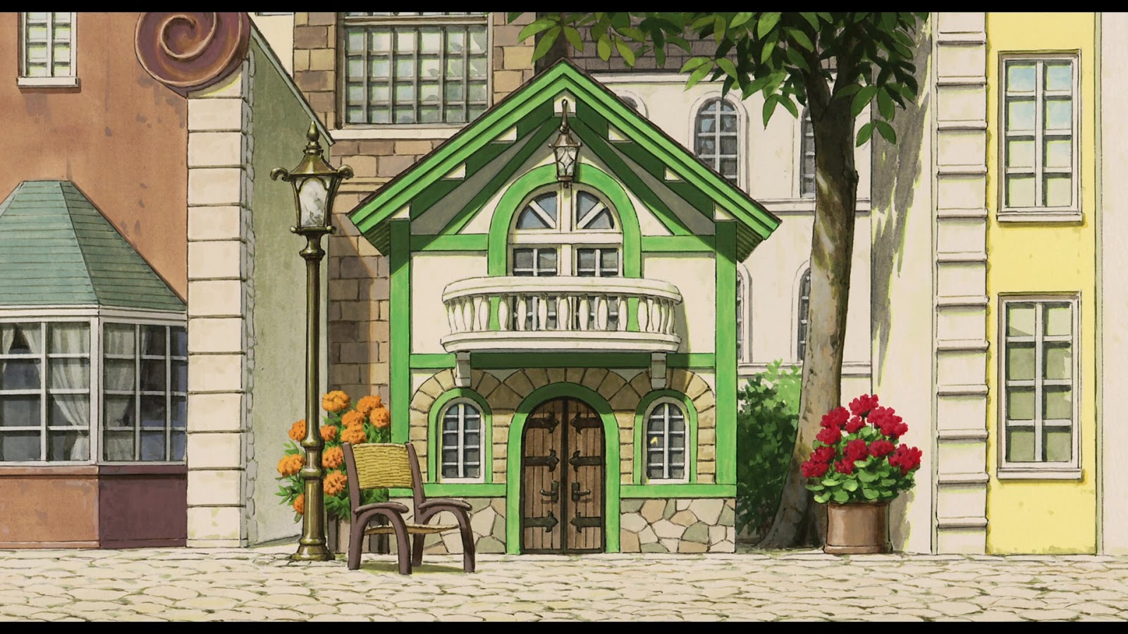 Ghibli blog studio ghibli animation and the movies the for Www the house com returns