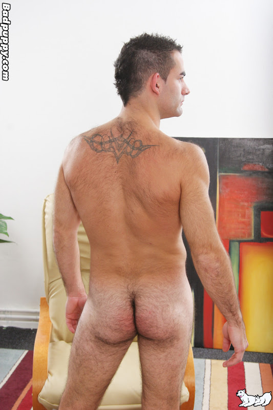 Ben Vit and his HAIRY ASS