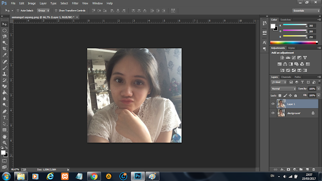Cara Membuat Efek Retro di Photoshop