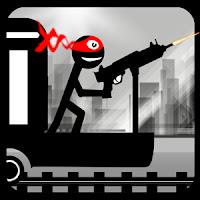 Stickman Train Shooting Apk Download Mod