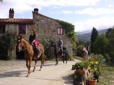 matrimonio a cavallo