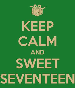 sweet seventeen