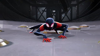 Spider-Man Into The Spider Verse Gamecube Background