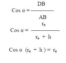 طريقة بيروني لتعيين كتلة الأرض