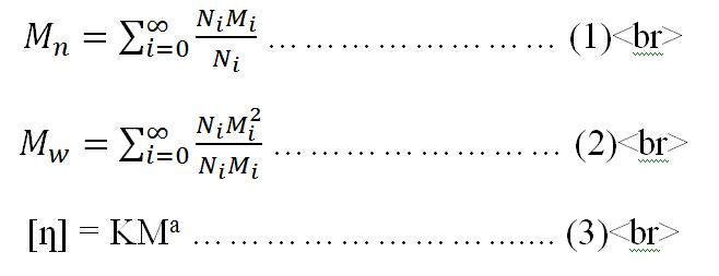 Chanifans blog jenis jenis karakterisasi pada polimer nilai a dapat ditentukan secara langsung oleh interaksi antara pelarut dengan polimer ccuart Choice Image