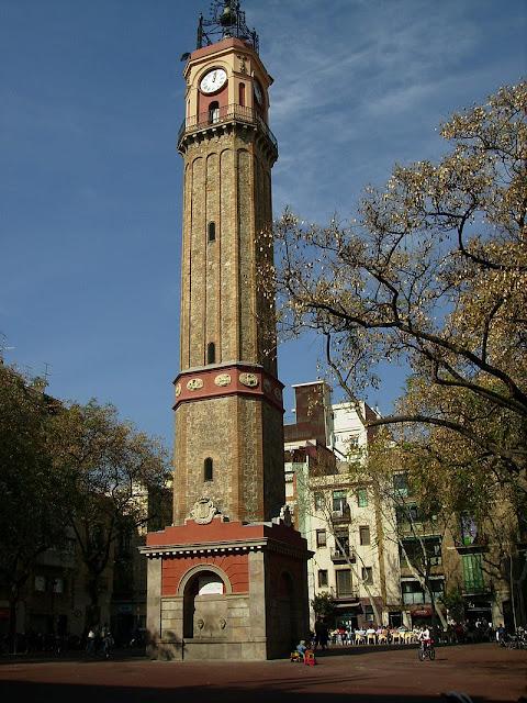 Praças para curtir Barcelona - Plaça de la Vila de Gràcia