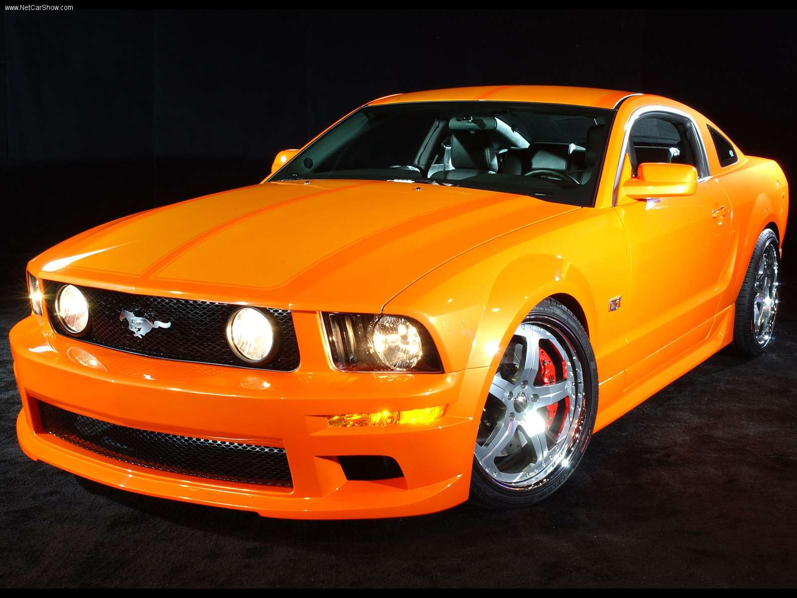 Cool ford mustang wallpapers part 9