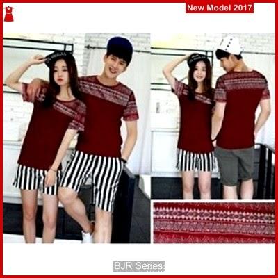BJR108 H Baju Couple Setelan Murah Grosir BMG