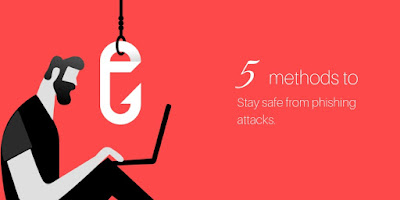 5 Methods to Stay Safe from Phishing Attacks