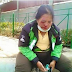 Tolong Share!! Ibu Gojek ini di Pukuli Tukang Ojek Pangkalan Bxncit