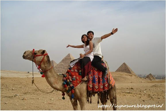 Our Trip To Egypt