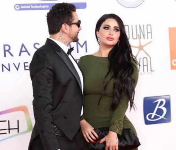 هل انفصال أحمد الفيشاوي عن زوجته حقيقة أم شائعة؟
