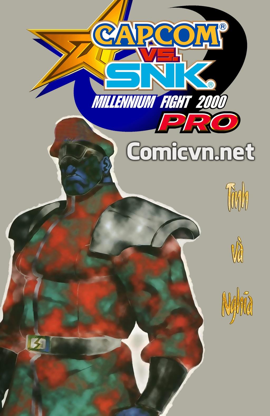Capcom vs SNK Ngoại truyện chap 5 - Trang 1