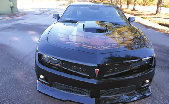 2017 Pontiac Trans Am Hybrid New Concept Pics - 2017 Trans Am Hybrid - Specifications, Pictures, Prices