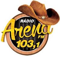 Rádio Arena FM 103,1 de Ubiratã PR