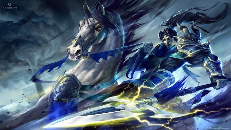 League of Legends 5 HD