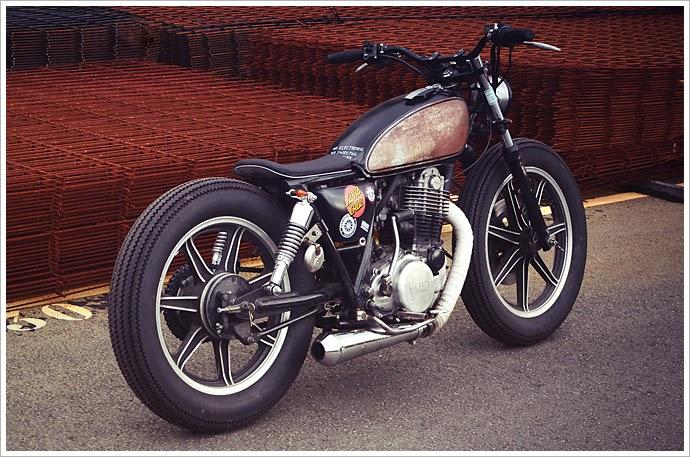 Yamaha Sr400 For Sale >> Generation Bobber: Top 5 Yamaha SR 500 Umbau