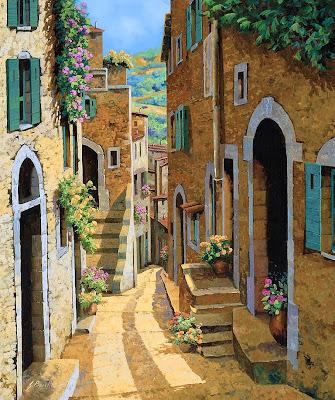 paisajes-italianos-pintados-al-oleo