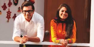 Singer Tahsan and Nusrat Imroz Tisha
