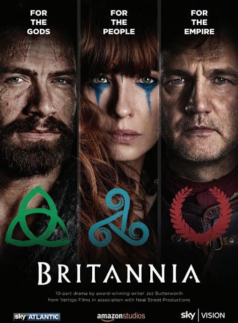Britannia (2018-) ταινιες online seires xrysoi greek subs