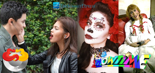 Eat Bulaga, It's Showtime TV Ratings 'normalize' on Halloween