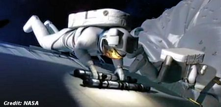 NASA Plans to Put an Astronaut on an Asteroid – Animated Video Shows How