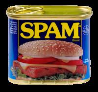 Não é SPAM de email, e sim um alimento da HRL!