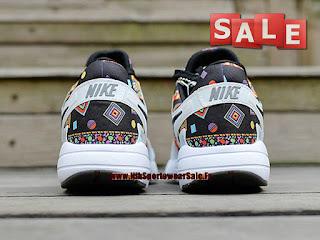 reputable site 6232d 82632 Nike Air Max Zero Liberty 2015 - Chaussures Nike LIB Sportswe ar Pas Cher Pour  Homme Blanc Noir 746085-100H