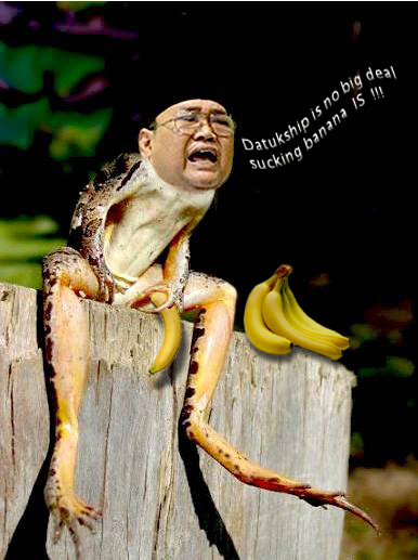Image result for images of ibrahim ali the frog