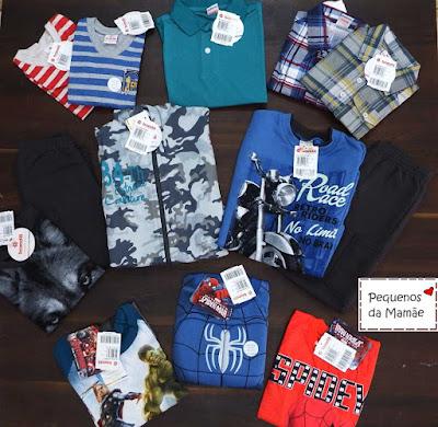 revender roupa de inverno infantil