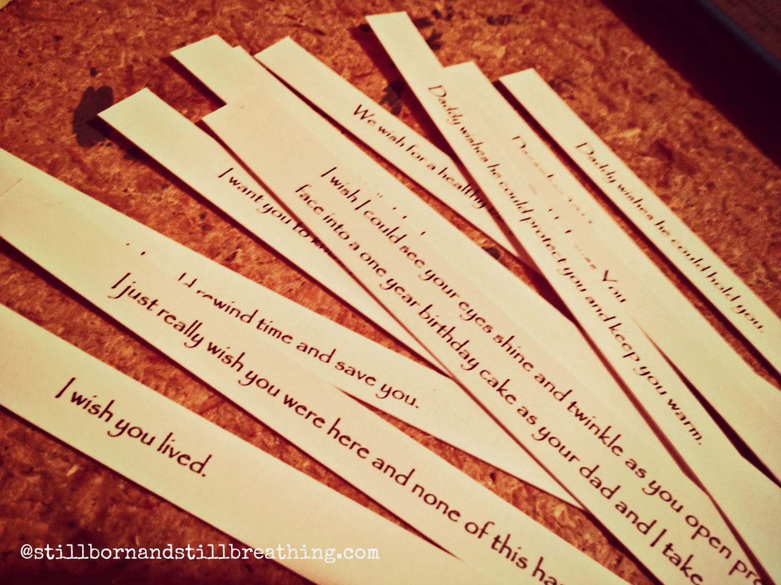 Stillborn And Still Breathing Grief Project How To Make