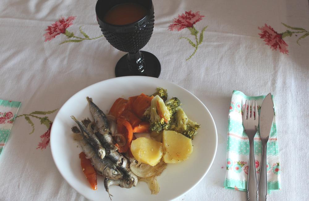Receita à casal chefe + blogue de casal´sardinhas assadas no forno+dicas e sugestões culinárias+ receitas portuguesas