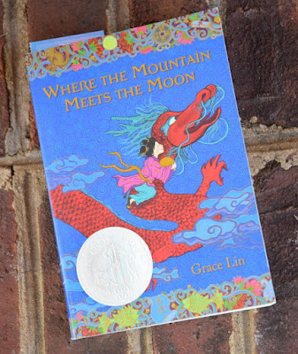Where The Mountain Meets The Moon, part of May Reading Roundup