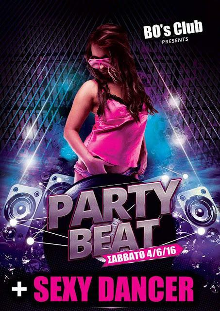 SEXY DANCER PARTY στο BO's Club το Σάββατο στο Φιλιάτι