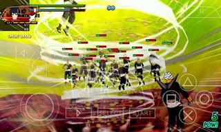 Download Modpack NSUNI Boruto Road to Ninja PPSSPP