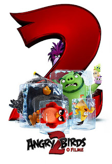 Angry Birds 2: O Filme - BDRip Dual Áudio