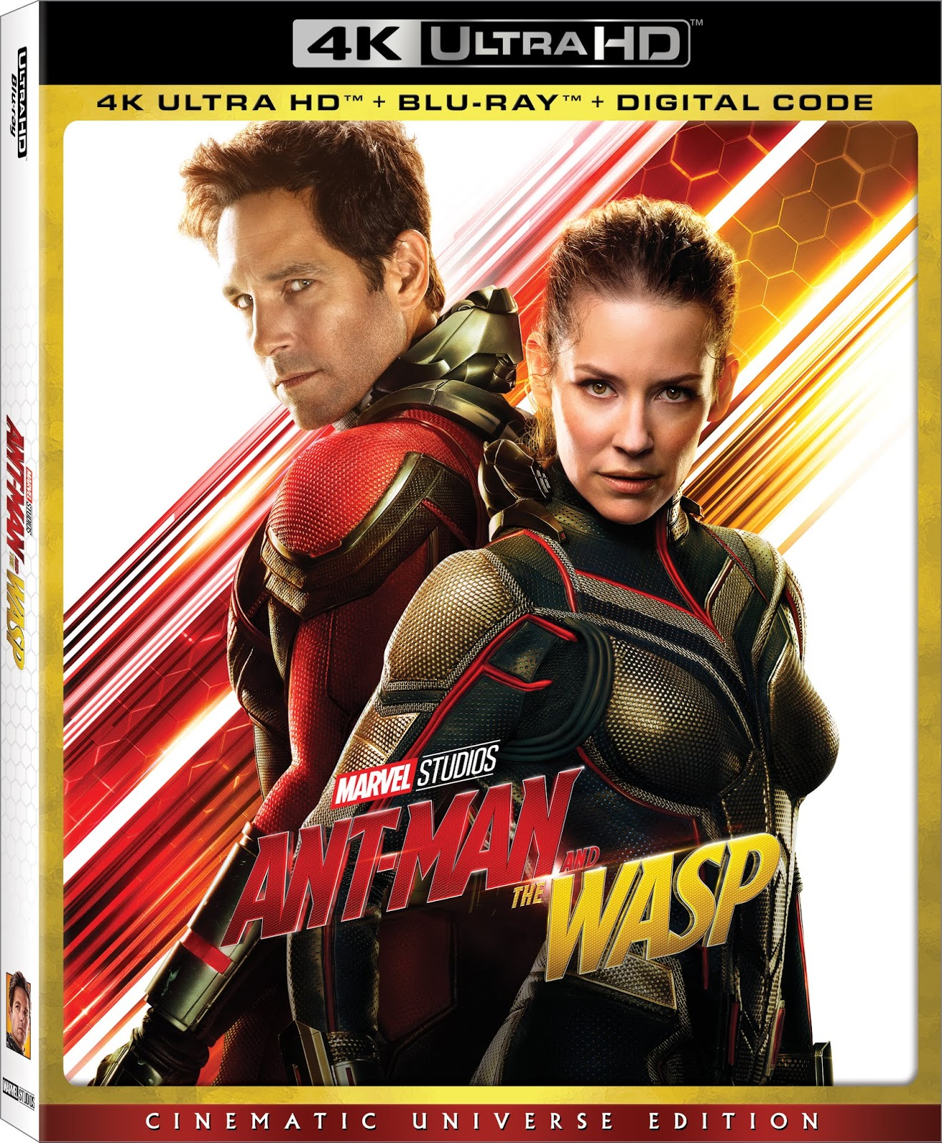 Win a Copy of Disney's ANT-MAN AND THE WASP: Giveaway Ends 10/18  via  www.productreviewmom.com