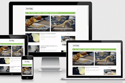 Sora Tasty Responsive Smart and Clean Blogger Template Free Download