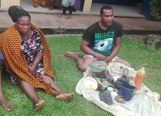The Operatives of the Edo state Police command have apprehended a 38-year old Benin-based pastor, Ekene Samuel for allegedly impregnating a 17-year-old girl, Miracle Nwabueze, after allegedly using voodoo on her.